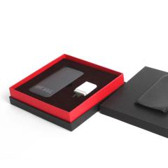 【致信】原创设计四件套礼盒 充电宝+数据线+电源头+皮套  高端商务礼品