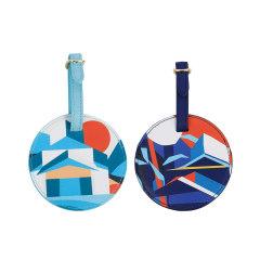 【苏州博物馆】方寸苏博建筑行李牌 实用的推广小礼品有哪些