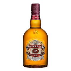 【京东伙伴计划—仅限积分兑换】芝华士(Chivas)12年 苏格兰 威士忌 1000ml