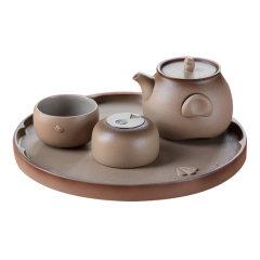 【你好歷史】陸寶諸事大吉茶具 精致設計 禮品定制