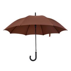 雙骨碰擊布自動長柄傘 商務定制廣告傘 商務禮品
