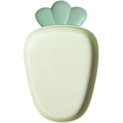 北欧简约创意塑料果盘 客厅瓜子坚果零食糖果收纳盘 创意家居礼品