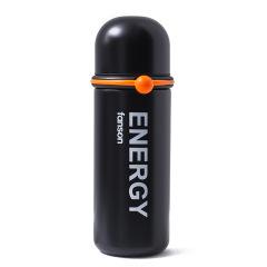 ENERGY英文直身真空保温杯 不锈钢便携水杯350/550ML 活动奖品