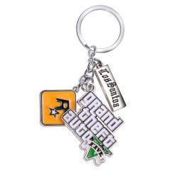横冲直撞侠盗飞车钥匙扣 创意设计 有特色的公司礼品