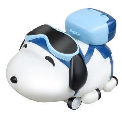 遥控萌趣狗玩具车 儿童泡泡机手表遥控车 儿童礼品送什么好