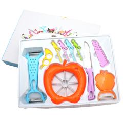 若生活 水果工具套装 水果茶套装9件套 实用小礼品有哪些