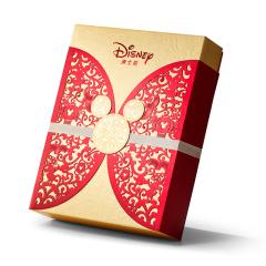 Disney迪士尼 悦如意贺年礼盒 利是糖+软心挞巧克力味饼干等 迪士尼春节礼品