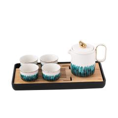 【唯都】水悦小鸟茶具W-S16 时尚实用 商务礼品送什么好