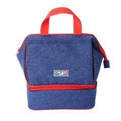 卡帝乐鳄鱼(CARTELO)可折叠餐包 可保温保冷保鲜多功能手提饭盒袋 实用活动奖品