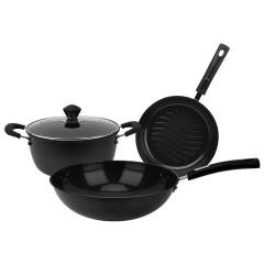 【艾鉑赫】溫馨三件套  炒鍋+湯鍋+煎鍋 比賽獎品有哪些