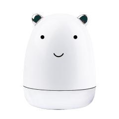 USB加湿器 可爱创意萌熊迷你静音保湿器 卧室车载办公室空气加湿器 好用的小礼品  秋季暖心小礼品
