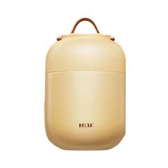RELEA物生物 HELLO焖烧罐  小巧便携不锈钢保温焖烧杯 700ML 开学活动的小礼品