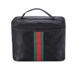 手提化妆包 韩版大容量收纳包 旅行化妆箱简约洗漱包袋