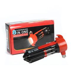 车载八合一多功能安全锤 救生锤 汽车行业礼品