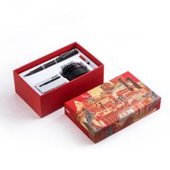 德国凌美(LAMY)  狩猎系列钢笔 月色大唐礼盒 给老外送什么礼品