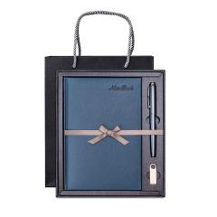 升級版筆記本禮品套裝禮盒商務會議記事本禮品展會活動禮品 商務禮品