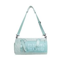 运动健身包 干湿分离大容量训练包 可手提短途旅行包 健身房礼品 活动奖品