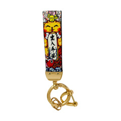 国潮皮绳汽车钥匙扣 汽车挂饰配件 公司活动礼物