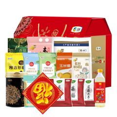 【中粮】春节中粮大礼包H款5949g+900ml 春节单位礼品