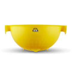 神偷奶爸小黄人 一盆两用双耳沥水篮即洗即滤盛物篮 银行送客户小礼品