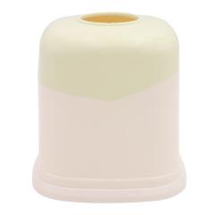 北欧风圆形塑料卷纸筒 简约实用 促销小礼品
