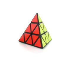 益智金字塔魔方 异形三角形减压教学魔方 益智玩具