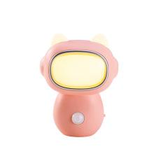 智能人体小夜灯机器人 自动感应家居寝室护眼起夜灯 创意小礼品