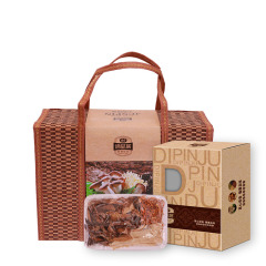 七彩珍煲 精品菌菇干货套装 公司年会一般送什么礼品
