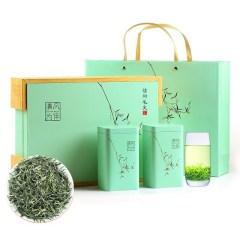 河南信陽毛尖茶茶葉禮盒套裝 春季明前新茶 500元左右的商務禮品