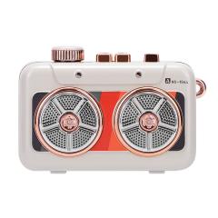 【炸街抖腿神器】猫王收音机 复古潮流霹雳唱机 迷你蓝牙小音箱 便携式无线蓝牙音响 精致的礼品