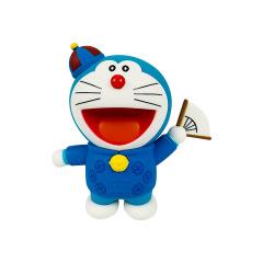 哆啦A梦环游世界系列公仔摆件 叮当猫车载桌面装饰 公司年会活动奖品