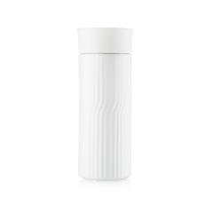 【曲直随身杯】商务高骨瓷随身杯 商务礼品送什么合适