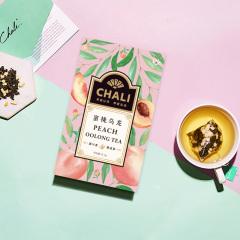 【蜜桃乌龙】chali 15包原味包装 原味三角袋 搞活动送什么礼品好