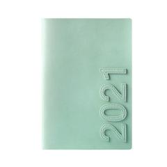 2021日程本 马卡龙色三色可选精装本 多功能效率手册