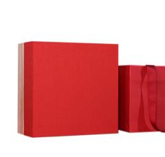 【全心全意】组合式新年礼盒 全胚芽黑苦荞麦茶+青瓷同心杯+有机薏仁米 过年送什么礼品给客户