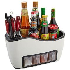 Mini厨房多功能厨房收纳组合健康环保组合收纳 礼品定制的公司