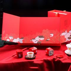 【尽善尽美之十二生肖】12种口味茶叶组合套装礼盒 原叶原产地生态健康茶 商务礼品送什么合适
