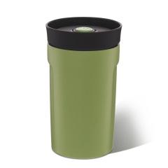 丹麦PO 北欧滴滴随行咖啡杯 便携车载水杯双层保冷保温时尚大容量杯350ML 年度抽奖奖品