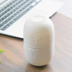 【至簡]】旅行茶具快客套裝 一壺二杯  客戶關系維護有什么紀念品