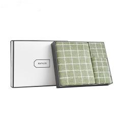安雅新款三件套 方巾毛巾浴巾组合套装 银行客户礼品赠送方案