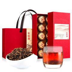 小罐茶系列 高档武夷山金骏眉红茶礼盒 蜜香型茶叶礼品定制 新年年会纪念品