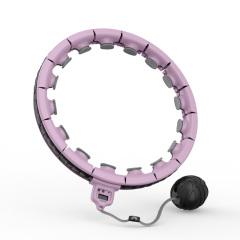 摩韵MORY 运动智能呼啦圈 可拆卸燃脂懒人健身器 趣味运动会奖品