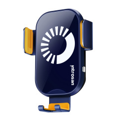 车载智能无线手机支架充电器出风口手机架  车载礼品定制