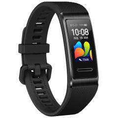 华为(HUAWEI)手环4 Pro 触控彩屏防水运动手环 智能监测手环 互联网公司年会奖品