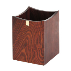 典藏銅木筆筒 簡約古樸 精美禮盒 員工福利