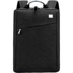 法国乐上(LEXON)商务简约双肩背包 15寸电脑包