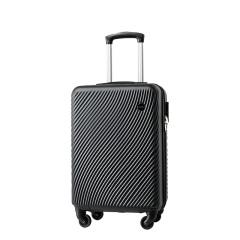 卡帝乐鳄鱼(CARTELO)乐瑞系列 超轻量设计行李箱(20寸) 分层隔离大容量拉杆箱 公司活动奖品