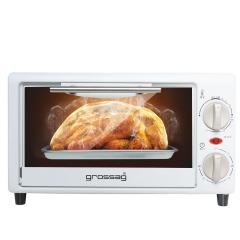德国Grossag 双层自由烤位智能家用电烤箱 年终礼品定制