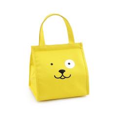 【小黄狗】高密度防水牛津布保温保鲜袋 舒适手提便当包 小身材大容量 商家促销赠送礼品