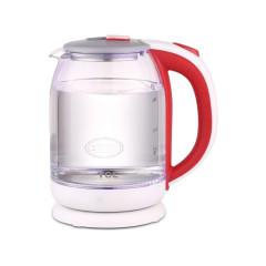 TCL 晶红电热水壶 无异味高硼硅玻璃养生壶 商务定制礼品